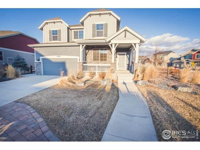 2620 Indian Grass Dr, Loveland, CO 80538 (MLS #905063) :: Kittle Real Estate