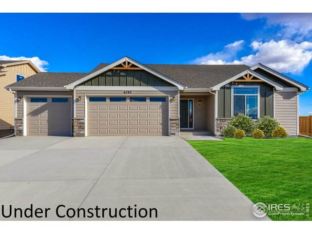 202 Dorothy Dr, Berthoud, CO 80513 (MLS #905064) :: Kittle Real Estate