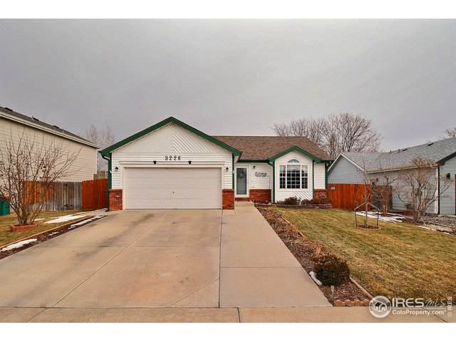 3226 Barclay Ct, Evans, CO 80620 (MLS #905069) :: Kittle Real Estate