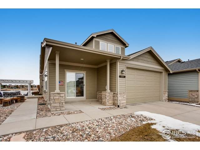 1509 Waterfront Dr, Windsor, CO 80550 (MLS #905071) :: Colorado Home Finder Realty