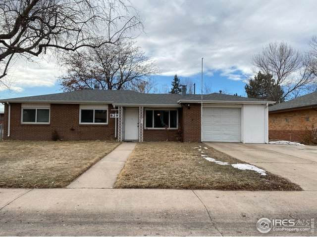 829 27th Ave, Greeley, CO 80634 (MLS #905073) :: Kittle Real Estate