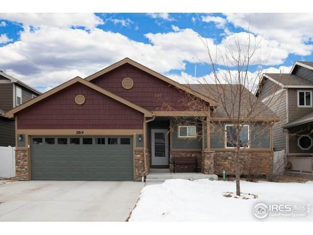 2814 Pictor St, Loveland, CO 80537 (MLS #905090) :: Kittle Real Estate