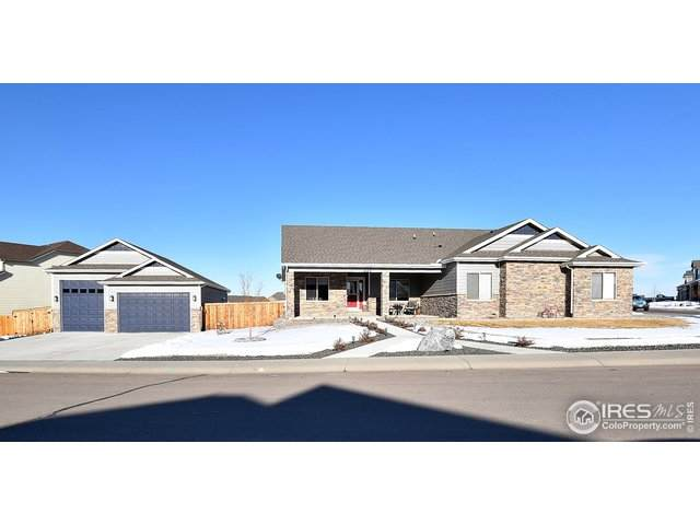 257 Braveheart Ln, Johnstown, CO 80534 (MLS #905097) :: 8z Real Estate