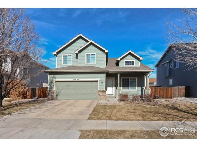 11433 E 118th Pl, Commerce City, CO 80640 (#905103) :: The Brokerage Group
