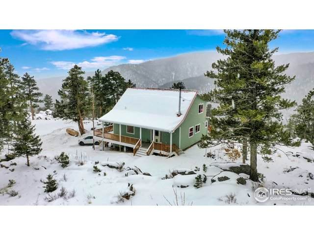 865 Spencer Mountain Rd, Bellvue, CO 80512 (MLS #905120) :: 8z Real Estate