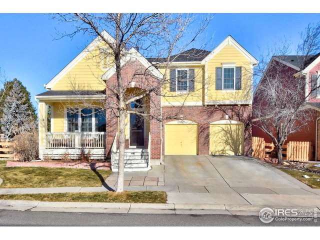 13591 W 85th Dr, Arvada, CO 80005 (#905127) :: The Brokerage Group