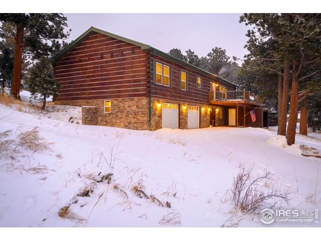 17 Forest Rd, Nederland, CO 80466 (#905131) :: The Brokerage Group