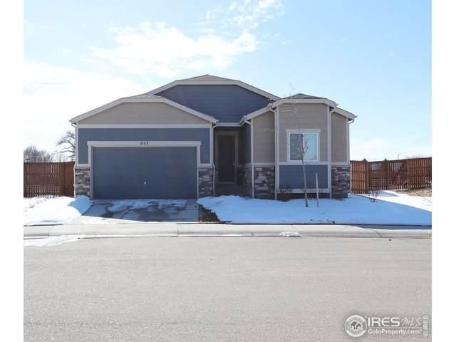 257 Vela Pl, Loveland, CO 80537 (MLS #905136) :: 8z Real Estate