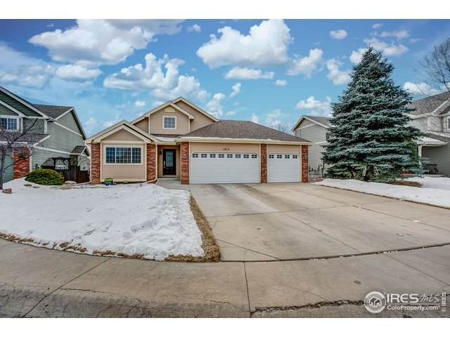 1815 Mesaview Ln, Fort Collins, CO 80526 (#905137) :: The Brokerage Group