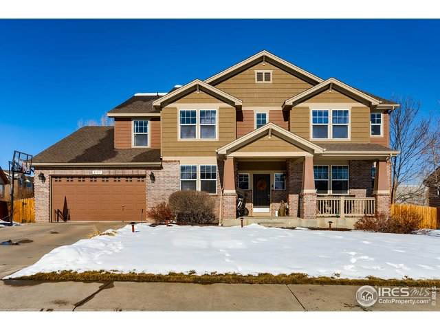 1187 Serene Dr, Erie, CO 80516 (MLS #905141) :: Downtown Real Estate Partners