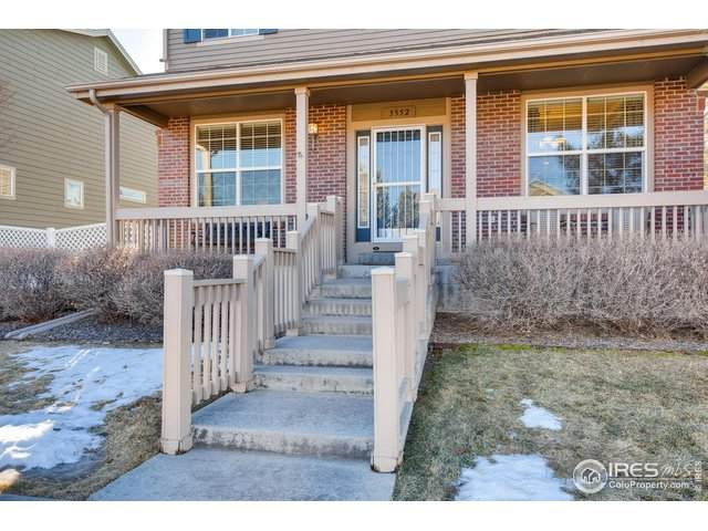 3552 W 125th Dr, Broomfield, CO 80020 (MLS #905149) :: 8z Real Estate