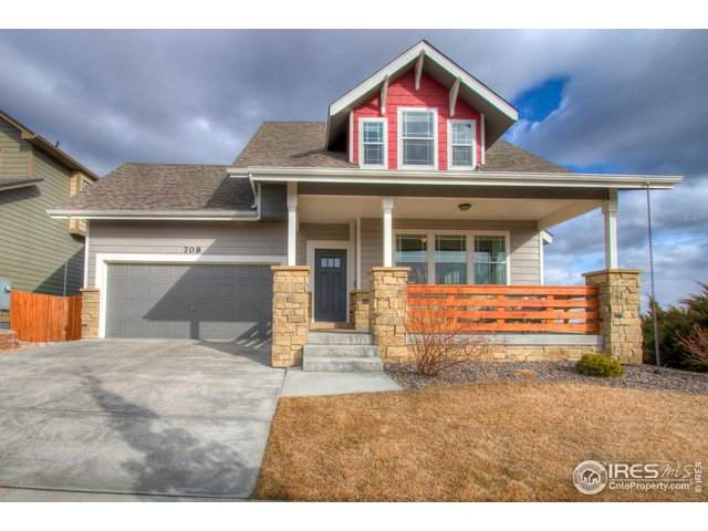 708 Campfire Dr, Fort Collins, CO 80524 (#905156) :: The Brokerage Group