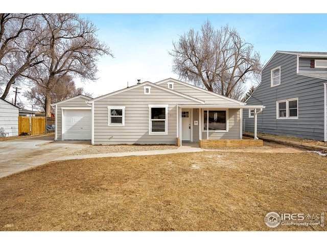 2516 10th Ave, Greeley, CO 80631 (MLS #905157) :: Downtown Real Estate Partners