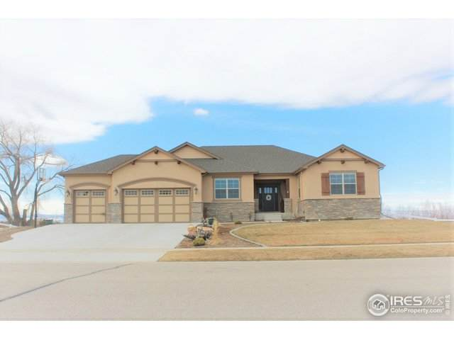 3951 Roper Trl, Severance, CO 80524 (MLS #905158) :: Downtown Real Estate Partners
