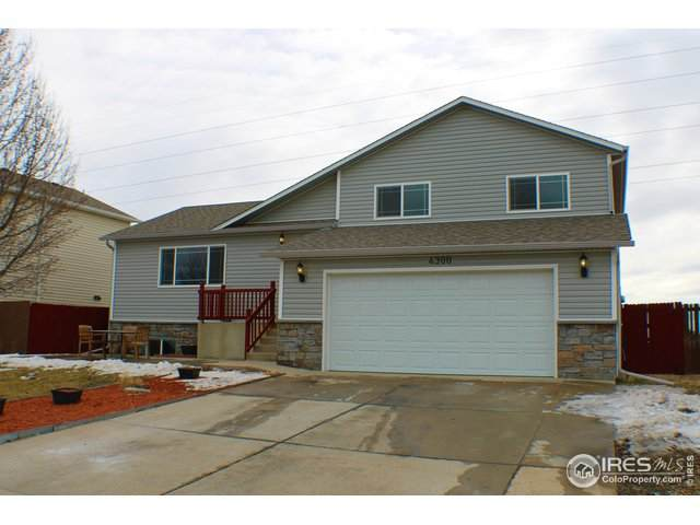 4300 W 31st St, Greeley, CO 80634 (MLS #905174) :: 8z Real Estate