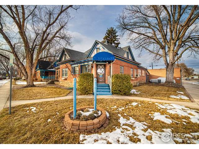 205 W 4th St, Loveland, CO 80537 (#905209) :: Mile High Luxury Real Estate