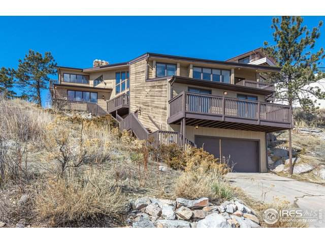 1705 Fire Rock Ct, Loveland, CO 80538 (#905221) :: The Brokerage Group