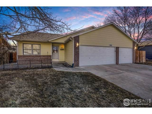 202 N 49th Ave, Greeley, CO 80634 (#905252) :: My Home Team