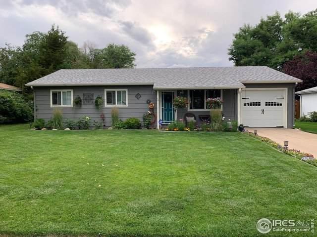 411 Franklin St, Fort Collins, CO 80521 (MLS #905269) :: 8z Real Estate
