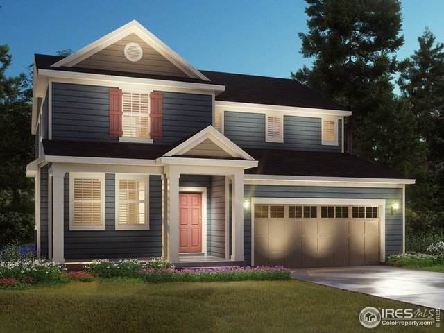 365 Western Sky Cir, Longmont, CO 80501 (MLS #905270) :: 8z Real Estate