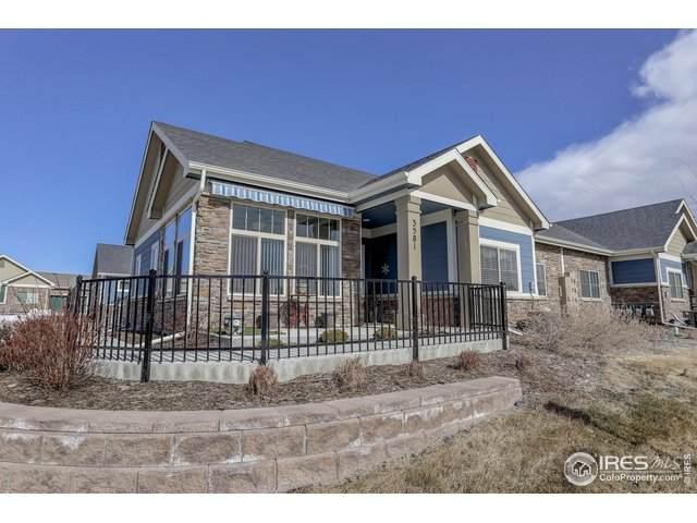 3581 E 124th Pl, Thornton, CO 80241 (MLS #905273) :: 8z Real Estate