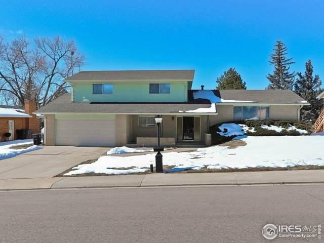 5 Cornell Dr, Longmont, CO 80503 (MLS #905278) :: 8z Real Estate