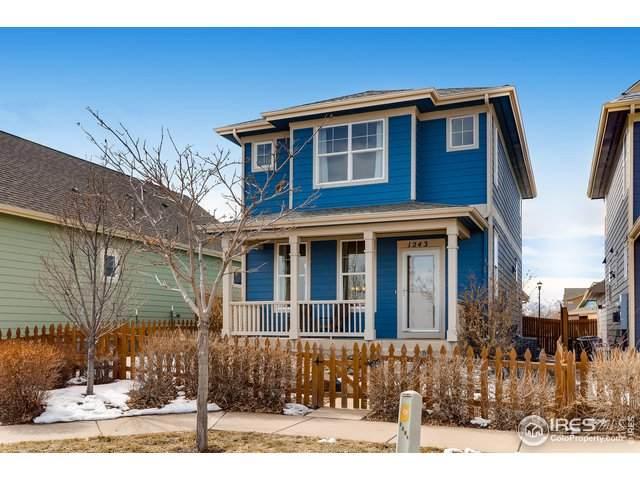 1243 Hummingbird Cir, Longmont, CO 80501 (MLS #905293) :: 8z Real Estate