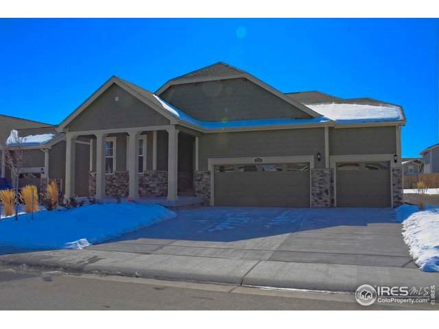 2724 E 162nd Dr, Thornton, CO 80602 (MLS #905313) :: 8z Real Estate