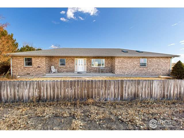 21614 County Road 15, Weldona, CO 80653 (#905319) :: The Brokerage Group