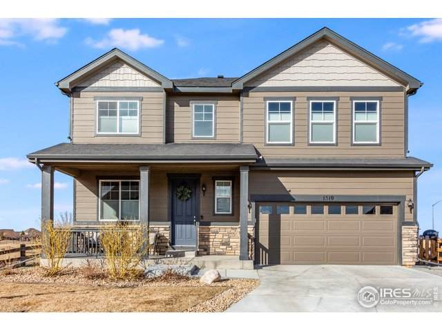 1510 Sorenson Dr, Windsor, CO 80550 (#905321) :: The Margolis Team