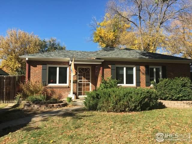 765 Jersey St, Denver, CO 80220 (#905322) :: My Home Team