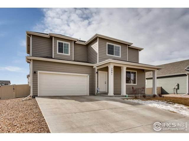 3961 Peach St, Wellington, CO 80549 (#905328) :: The Brokerage Group