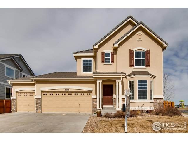 15683 E 117th Ave, Commerce City, CO 80022 (#905329) :: My Home Team