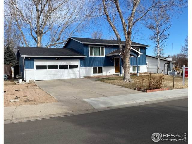 2933 19th St Dr, Greeley, CO 80634 (#905334) :: HergGroup Denver