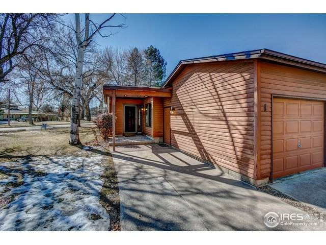 1700 W Mountain Ave #1, Fort Collins, CO 80521 (MLS #905349) :: Downtown Real Estate Partners