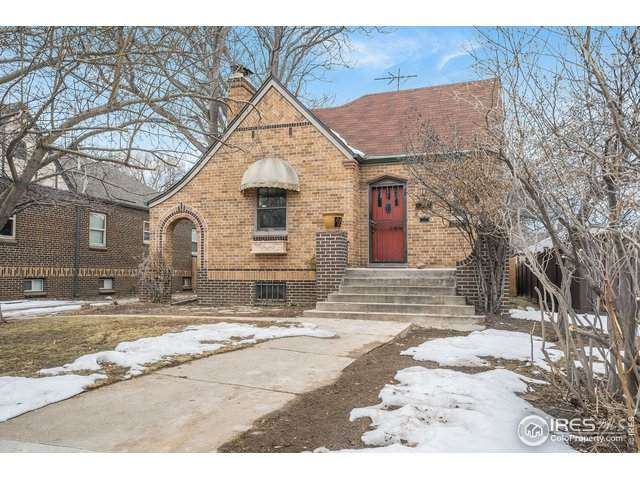1385 Grape St, Denver, CO 80220 (MLS #905432) :: 8z Real Estate