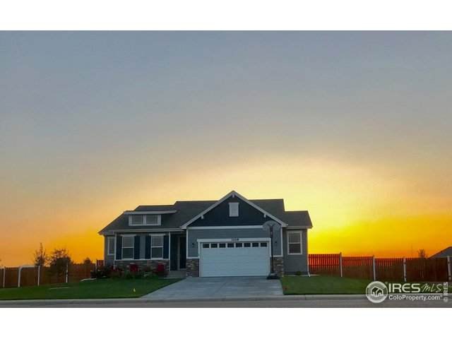 1109 7th St, Pierce, CO 80650 (#905472) :: The Brokerage Group