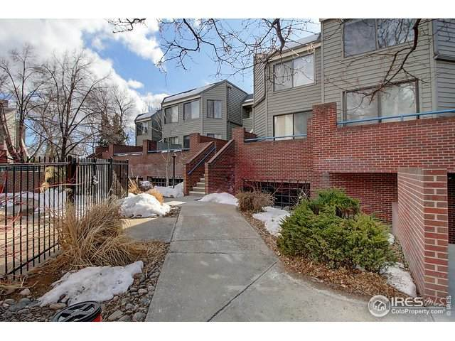 3260 47th St 109A, Boulder, CO 80301 (MLS #905526) :: J2 Real Estate Group at Remax Alliance