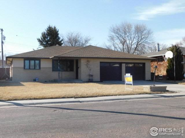 1401 Adams Cir, Sterling, CO 80751 (MLS #905544) :: Jenn Porter Group