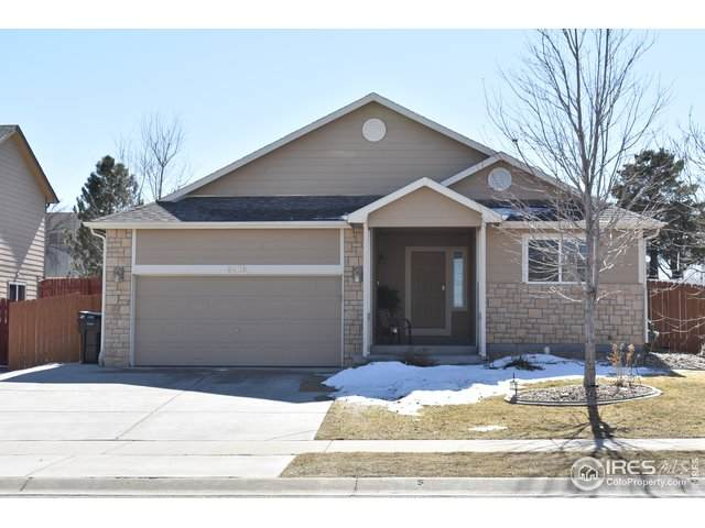 8718 19th St Rd, Greeley, CO 80634 (#905558) :: The Brokerage Group