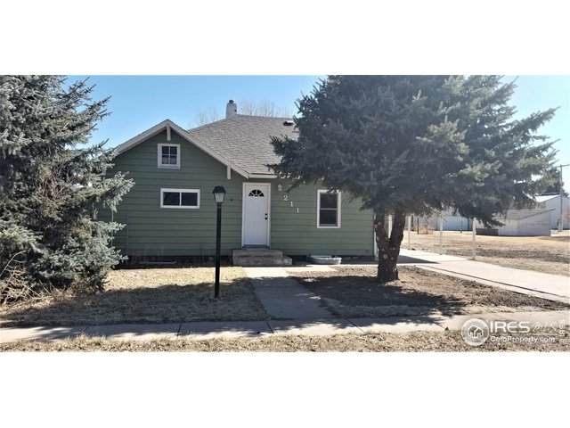 211 N Washington Ave, Fleming, CO 80728 (MLS #905580) :: 8z Real Estate