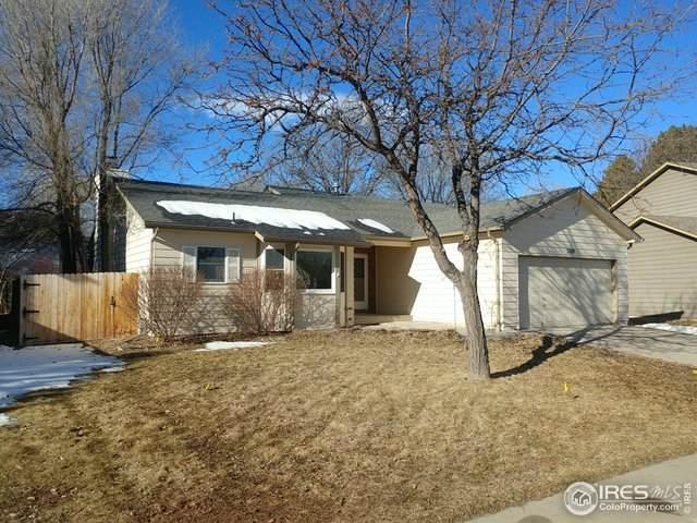 3319 Oregon Trl, Fort Collins, CO 80526 (MLS #905588) :: 8z Real Estate