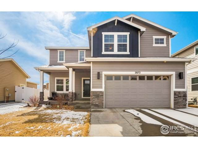 2872 Hydra Dr, Loveland, CO 80537 (#905613) :: The Brokerage Group