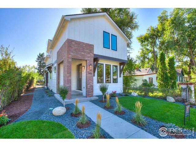 346 N Loomis Ave, Fort Collins, CO 80521 (MLS #905614) :: J2 Real Estate Group at Remax Alliance