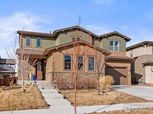 408 Polaris Cir, Erie, CO 80516 (MLS #905633) :: 8z Real Estate