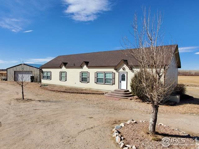 19501 County Road 25, Brush, CO 80723 (MLS #905646) :: Colorado Home Finder Realty