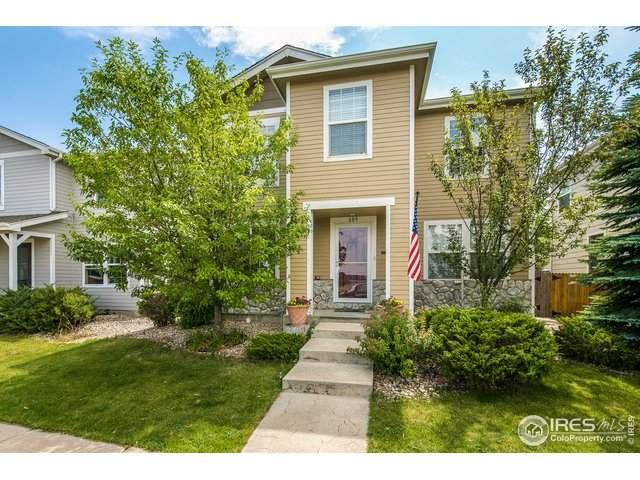 809 Candlewood Dr, Fort Collins, CO 80525 (MLS #905665) :: J2 Real Estate Group at Remax Alliance