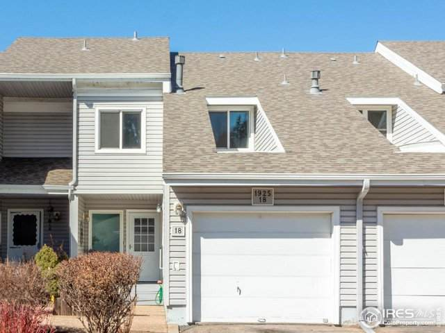 1925 28th Ave #18, Greeley, CO 80634 (MLS #905670) :: Jenn Porter Group