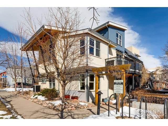 1624 Yellow Pine Ave, Boulder, CO 80304 (MLS #905678) :: J2 Real Estate Group at Remax Alliance
