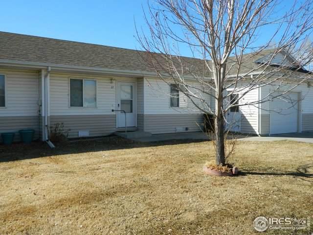 1508 Edmunds St #17, Brush, CO 80723 (MLS #905679) :: 8z Real Estate
